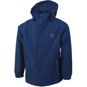 Color Kids Niffer AWG Rain Jacket Kids Estate Blue